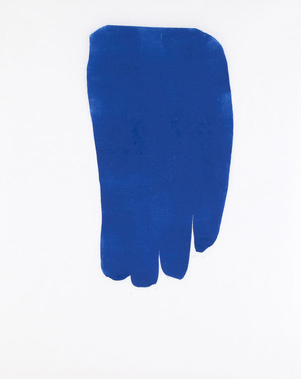 flyder med blå