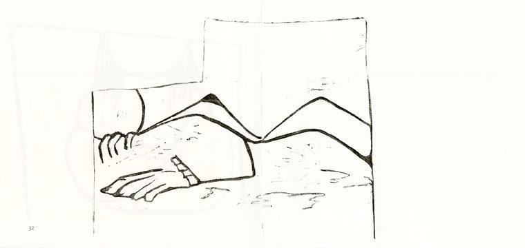 Blå Spalter, side 32-33